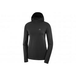Salomon Agile Mid Seamless W vêtement running femme