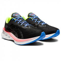 Asics NOVABLAST chaussures running homme - couleur noire