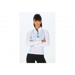 Raidlight Ultra Protect 1/2 Zip W vêtement running femme