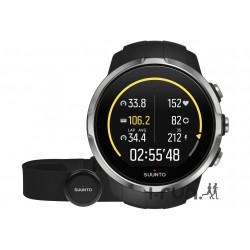 Suunto Spartan Sport Black HR Cardio-Gps