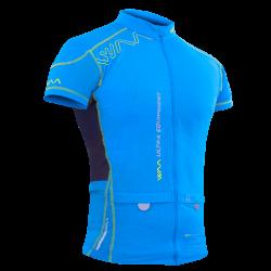 WAA Ultra Carrier Shirt Manches Courtes Homme 2.0 couleur bleu
