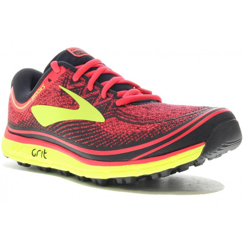 Brooks W Chaussures 6 Femme Puregrit B6gyf7y Running Tl5uJFK1c3