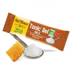 Gel énergétique Bio salé - Miel, Fleur de sel & Gelée Royale - MELTONIC stick de 20g