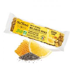 Barre céréales Bio - Citron & Chia - MELTONIC