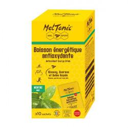 Boissons énergétiques antioxydante Menthe - MELTONIC - 10 sachets ; 1 sachet pour une