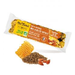 Barre céréales Bio - Protéines de lin & Kasha - MELTONIC - barre seule 30 grammes
