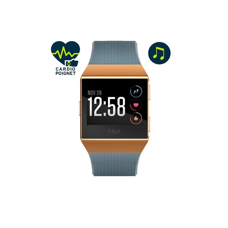 AVIS montre connectée Fitbit Ionic