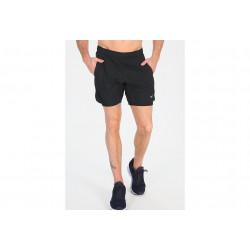 Mizuno 7.5 2 en 1 M vêtement running homme