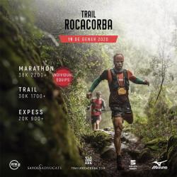 Trail Rocacorba édition 2020
