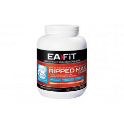 EAFIT Ripped Max Caseine Vanille 750g Diététique Protéines / récupération