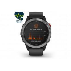 Garmin Fenix 6 Solar Cardio-Gps