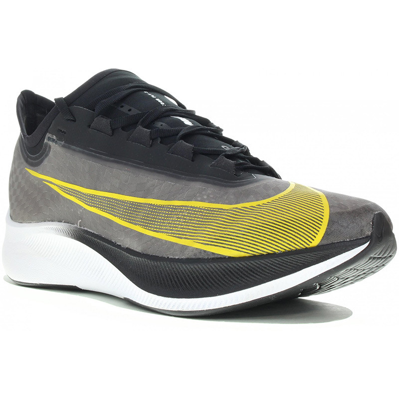 Nike Zoom Fly 3 homme : infos, avis et meilleur prix. Chaussures ...
