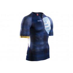 Compressport Ultra-Trail Shirt UTMB® 2017 M vêtement running homme