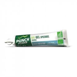 Punch Power Bio Gel endurance SPEEDGEL saveur neutre 1 gel de 25 grammes