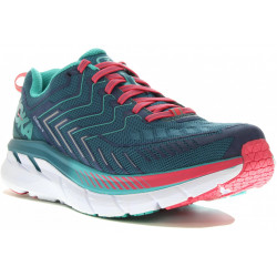 Hoka One One Clifton 4 - Large W Chaussures running femme