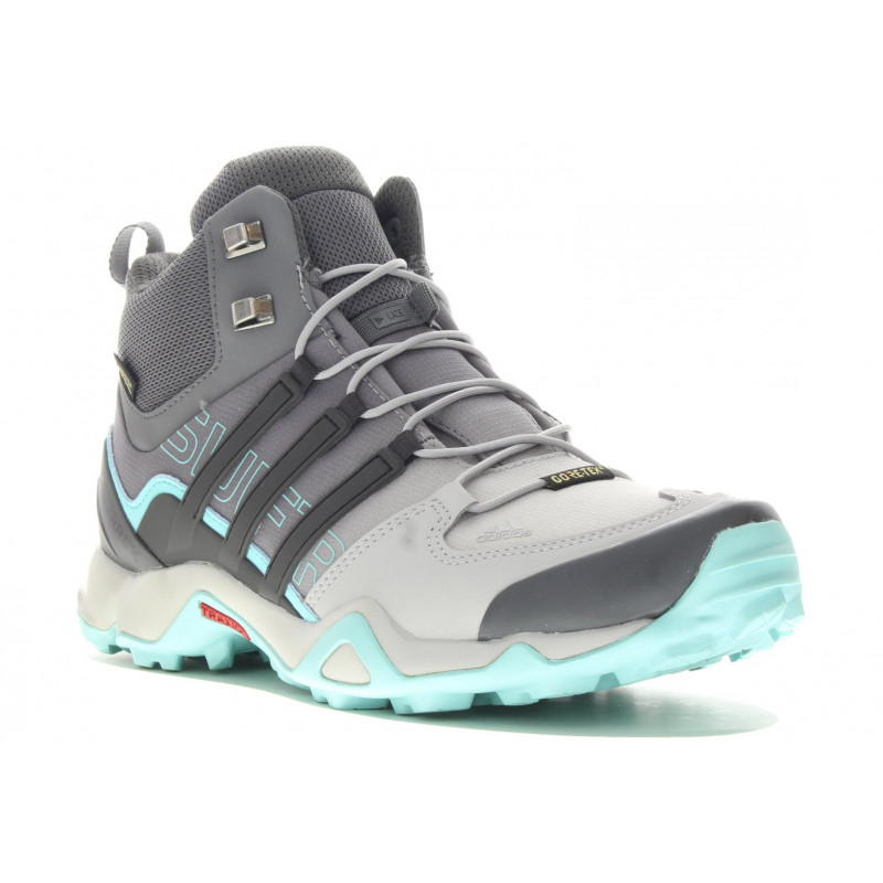 Gore Running Adidas Tex Femme Chaussures Swift R Mid Terrex W wwqOF71v