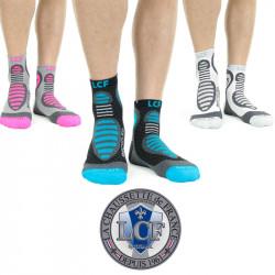 Test / Avis Chaussette Run Recycled - La chaussette de France 3 coloris au choix