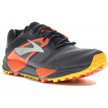 the latest b46ba b8aed Brooks Cascadia 12 GTX chaussures trail homme Gore-Tex
