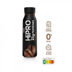 HiPRO à boire saveur café boisson de 300g