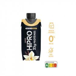 HiPRO à boire saveur vanille UHT boisson de 345g
