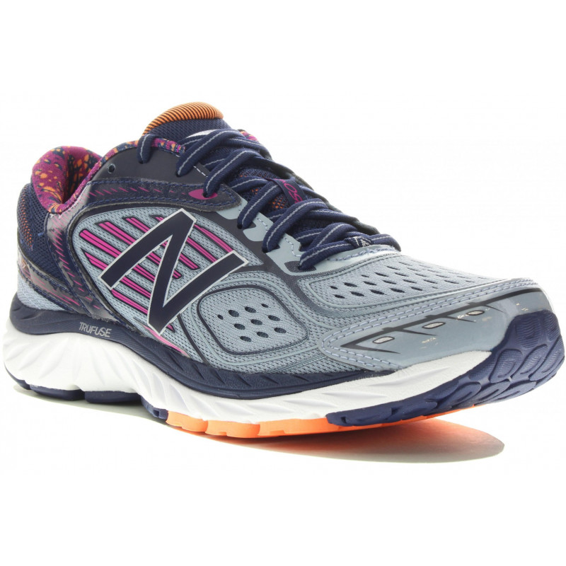 new product 5e6d0 66606 New Balance W 860 V7 - B Chaussures running femme