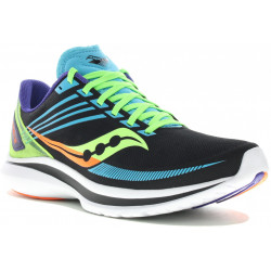 Saucony Kinvara 12 Bright Future Black M Chaussures homme