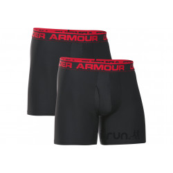 Under Armour Lot 2 Boxers Original Series 6 Boxerjock M vêtement running homme
