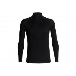 Icebreaker Bodyfitzone 150 1/2 Zip M vêtement running homme