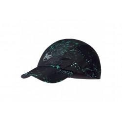 Buff Pro Run Cap Speckle Black Casquettes / bandeaux