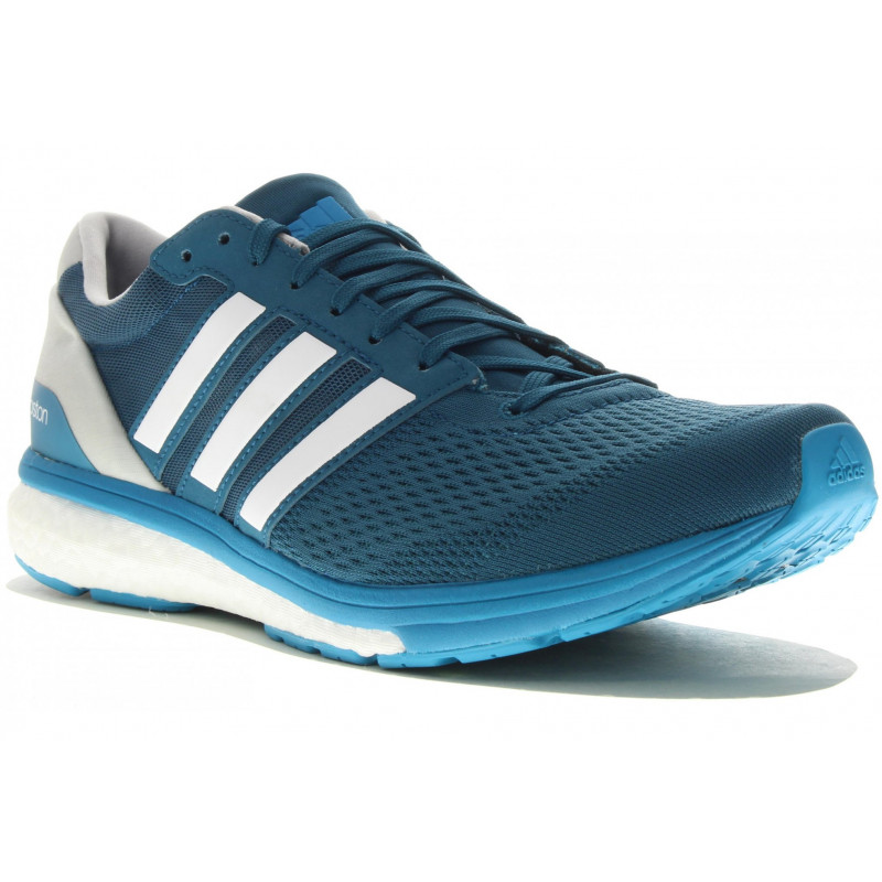 timeless design acb07 91c5d adidas adizero Boston Boost 6 M Chaussures homme