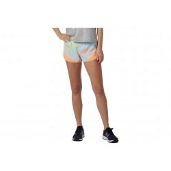 New Balance Printed Fast Flight Split W vêtement running femme