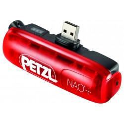 Petzl Batterie rechargeable Accu NAO+ Lampe frontale / éclairage
