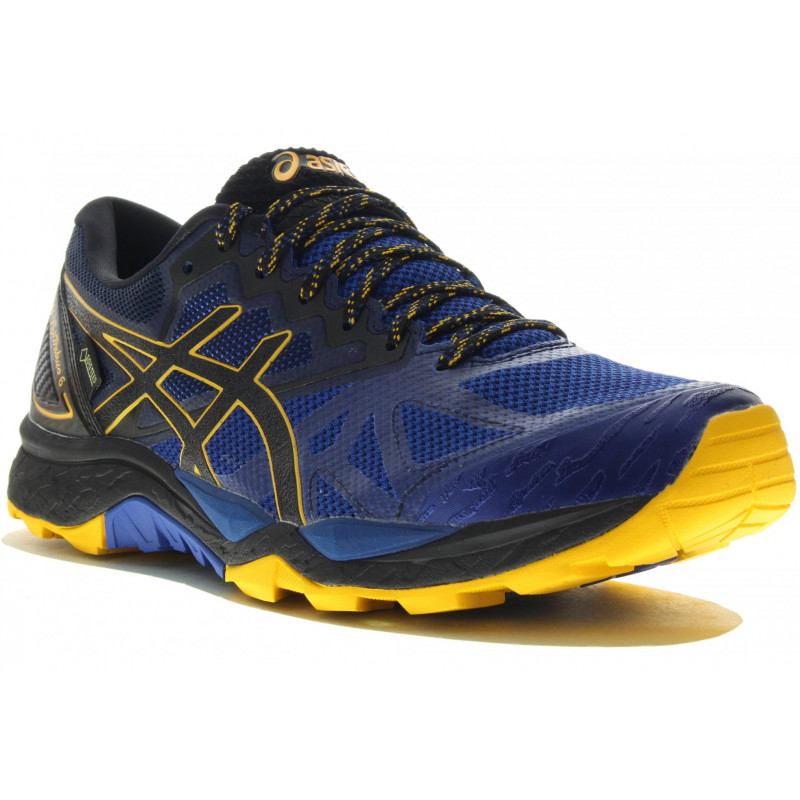 asics chaussures trail homme