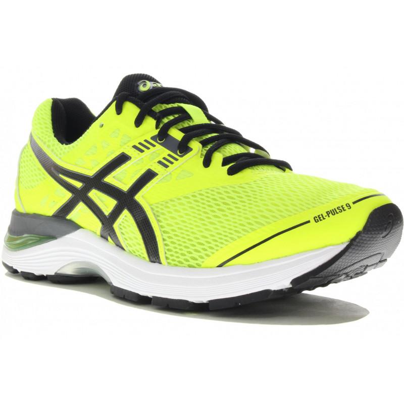 Asics Gel-Pulse 9 homme : infos, avis et meilleur prix. Chaussures ...