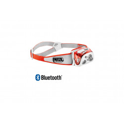 Petzl Reactik+ Bluetooth - 300 lumens Lampe frontale / éclairage