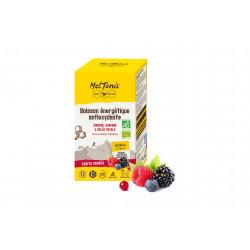 MelTonic Étui 8 sachets Boisson Énergétique Antioxydante Bio - Fruits rouges Diététique