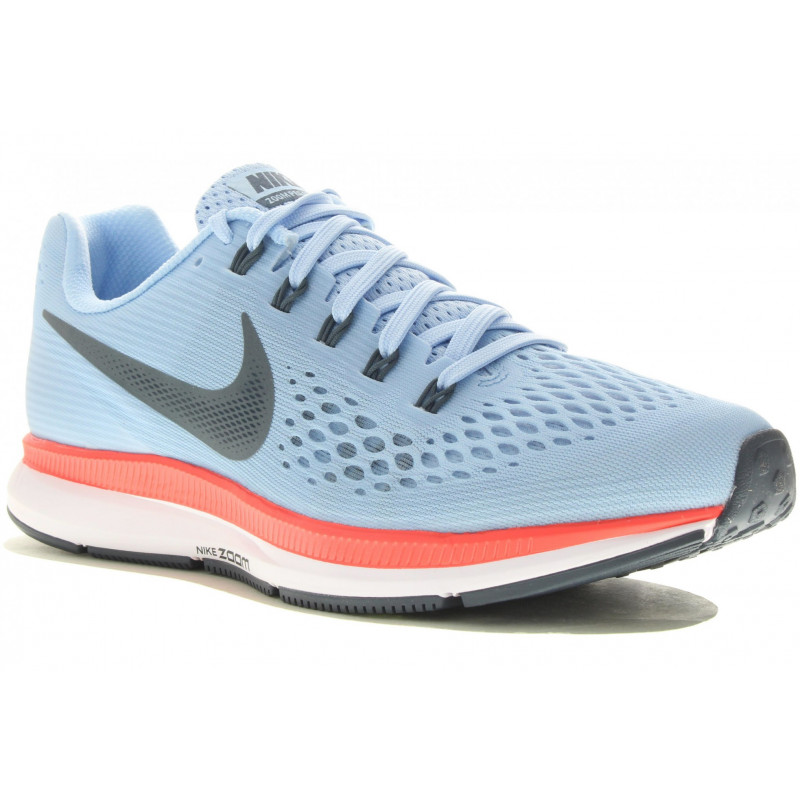 best website 11036 a0cd3 Nike Air Zoom Pegasus 34 W Chaussures running femme
