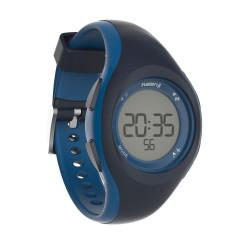 Montre chronomètre de course à pied W200 S bleu