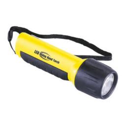 Lampe torche étanche 4 LED