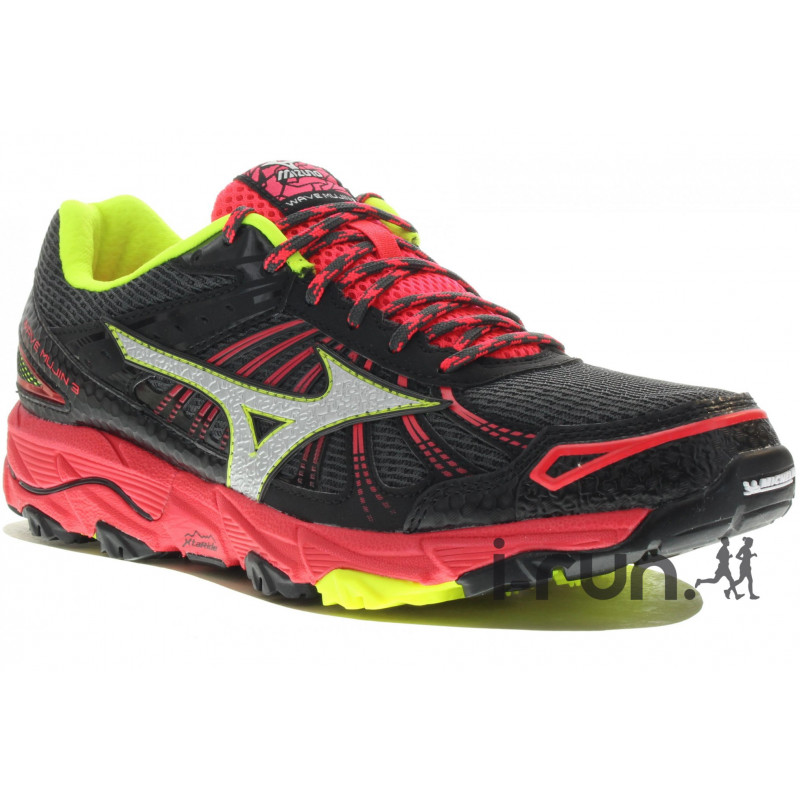 7d18b1cd60d Mizuno Wave Mujin 3 W Chaussures running femme