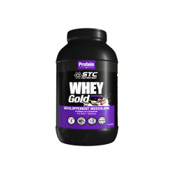 STC Nutrition Whey Gold Plus Protein Vanille 2.2 Kg Diététique Protéines / récupération