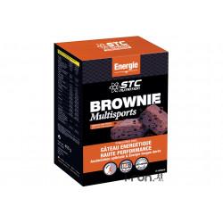 STC Nutrition Brownie Multisports Diététique Préparation