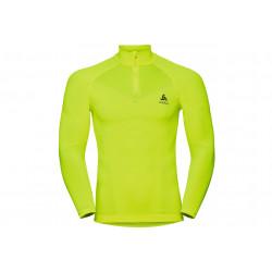 Odlo 1/2 Zip Evolution Warm M vêtement running homme