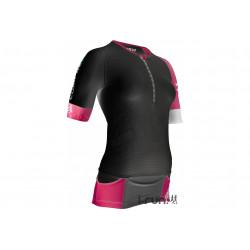 Compressport Tee-Shirt TR3 Aero W vêtement running femme