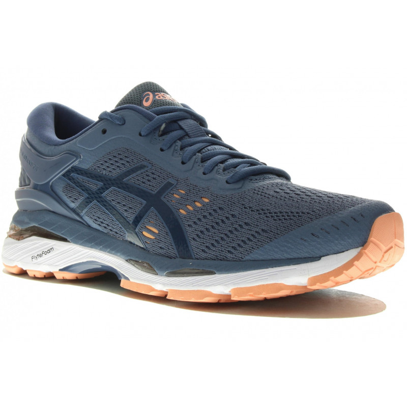 grossiste ea2bc 383a0 Asics Gel Kayano 24 W Chaussures running femme
