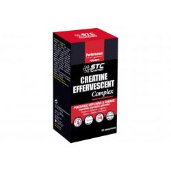 STC Nutrition Créatine Effervescent Complex Diététique Compléments