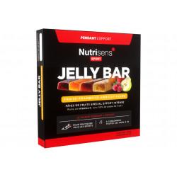 Nutrisens Sport Jelly Bar - Panaché Diététique Barres