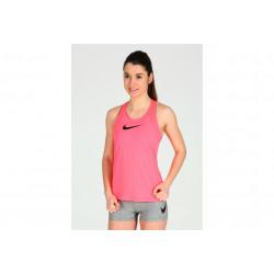 Nike Pro Mesh W vêtement running femme