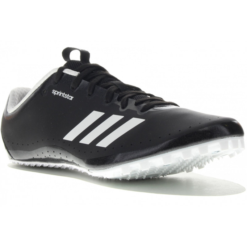 Adidas Sprintstar Femme Running Spikes Noir | eBay