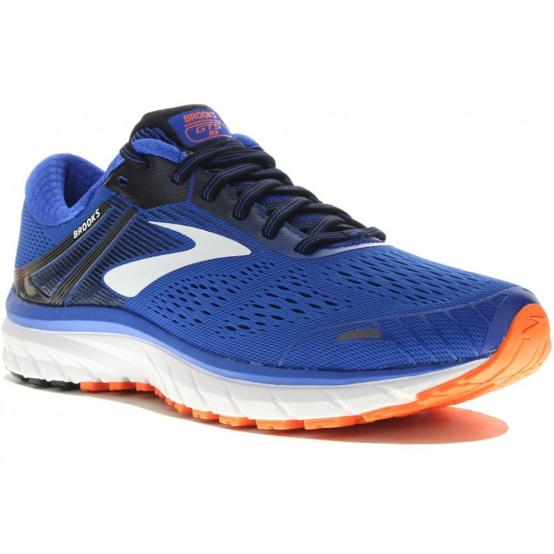 Brooks Gts Chaussures M Adrenaline 18 Homme 3jLARq54